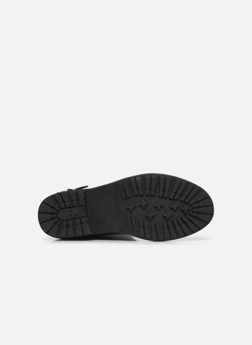 Bottines et boots Colors of California Tanja Noir vue haut