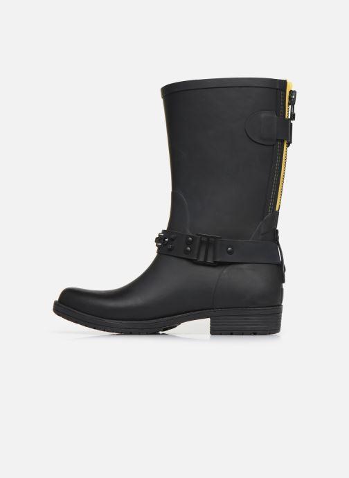 Bottines et boots Colors of California Tanja Noir vue face