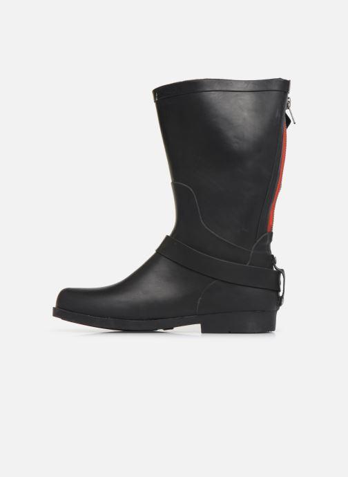 Stiefel Colors of California Gunborg schwarz ansicht von vorne