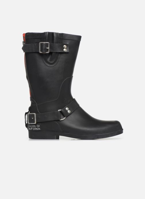Botas Colors of California Gunborg Negro vistra trasera