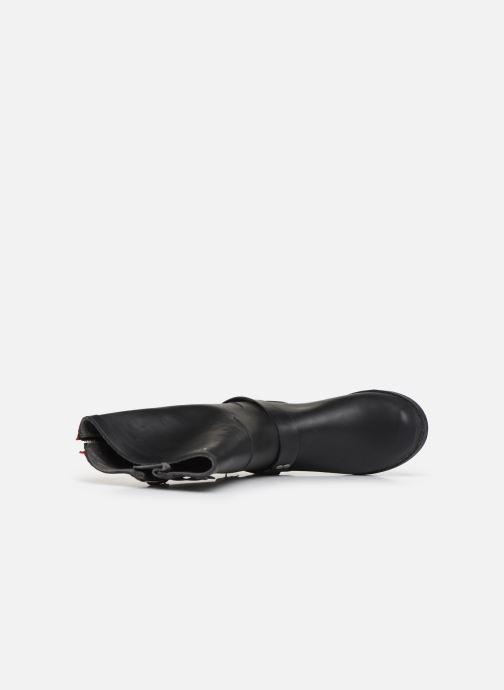 Stiefel Colors of California Gunborg schwarz ansicht von links