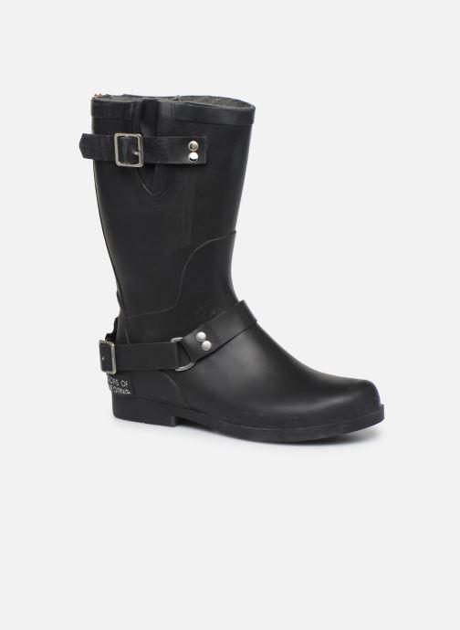 Stiefel Colors of California Gunborg schwarz detaillierte ansicht/modell