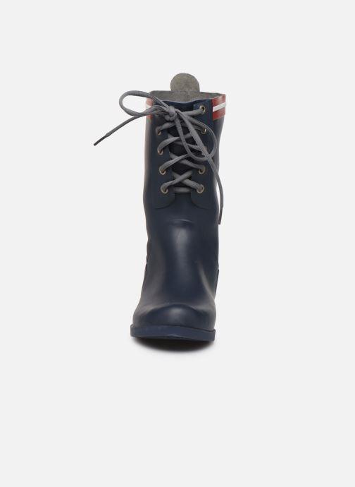 Bottes Colors of California Gunvor Bleu vue portées chaussures