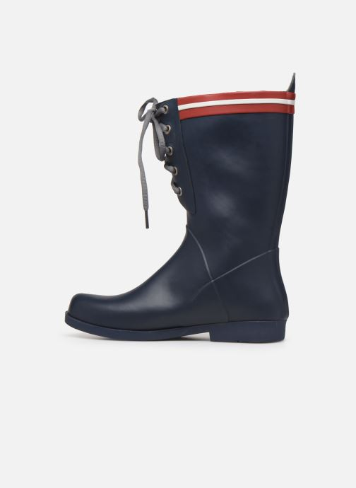 Bottes Colors of California Gunvor Bleu vue face