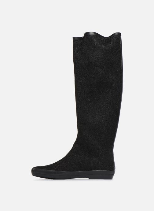 Bottes Colors of California Albin Noir vue face