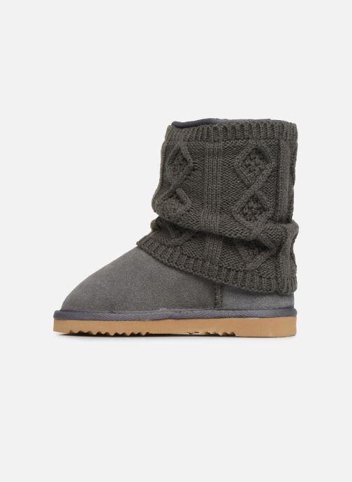 Stiefeletten & Boots Colors of California Elvira grau ansicht von vorne