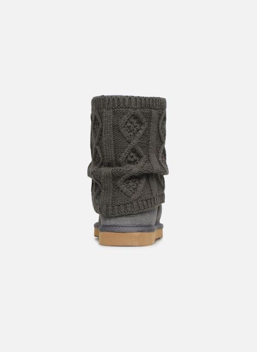 Stiefeletten & Boots Colors of California Elvira grau ansicht von rechts