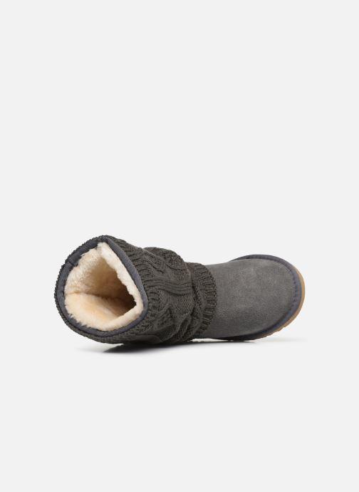 Stiefeletten & Boots Colors of California Elvira grau ansicht von links