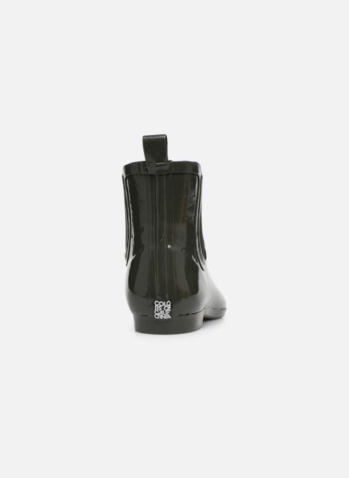 Bottines et boots Colors of California Solbritt Vert vue droite