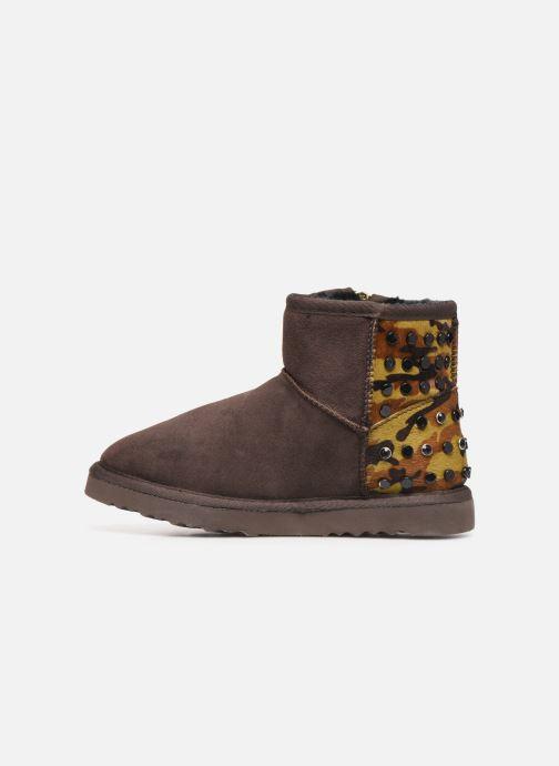 Stiefeletten & Boots Colors of California Tord braun ansicht von vorne