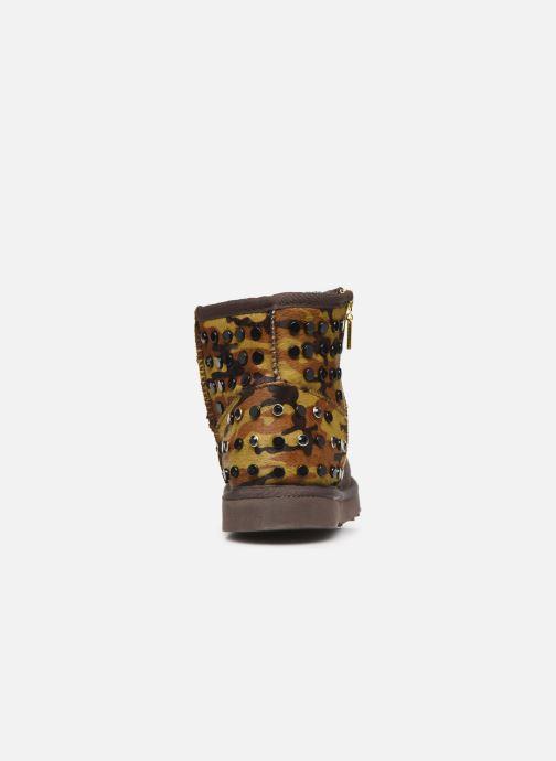 Stiefeletten & Boots Colors of California Tord braun ansicht von rechts