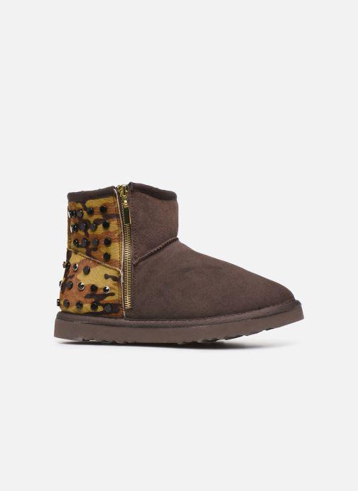Stiefeletten & Boots Colors of California Tord braun ansicht von hinten