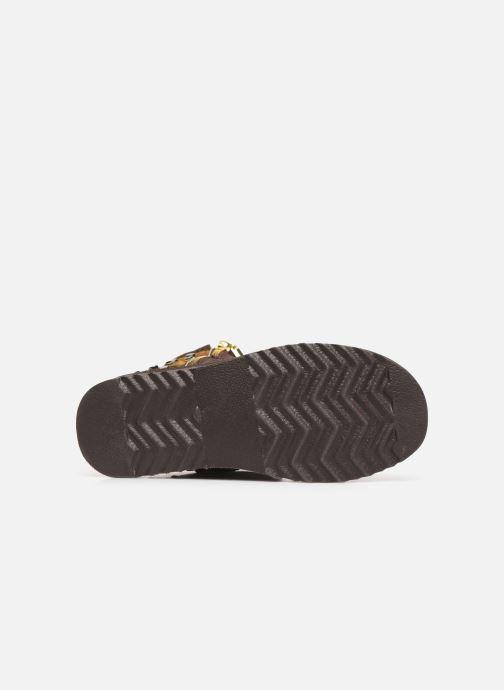Stiefeletten & Boots Colors of California Tord braun ansicht von oben