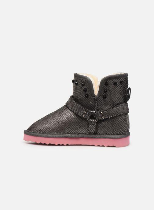 Bottines et boots Colors of California Hedvig Gris vue face