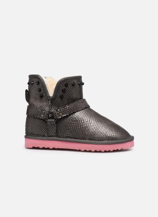 Bottines et boots Colors of California Hedvig Gris vue derrière
