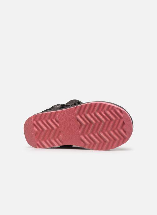 Stiefeletten & Boots Colors of California Hedvig grau ansicht von oben
