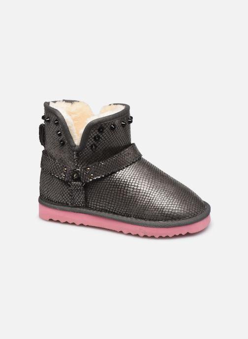 Bottines et boots Colors of California Hedvig Gris vue détail/paire