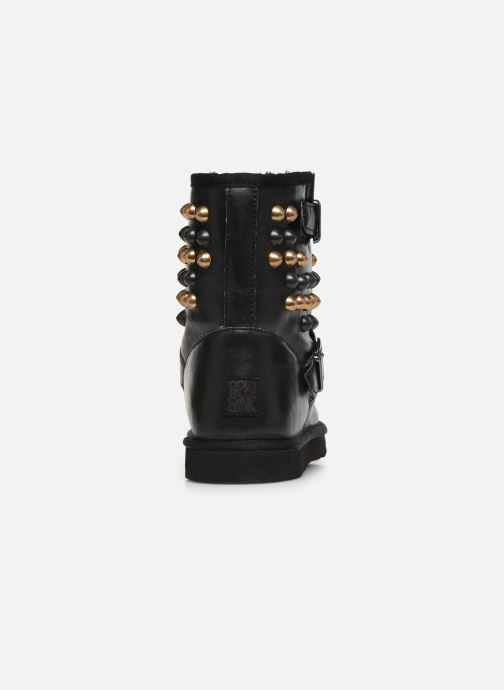 Ankle boots Colors of California Vibeke Black view from the right
