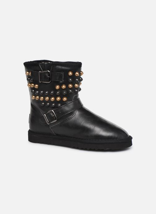 Ankle boots Colors of California Vibeke Black detailed view/ Pair view