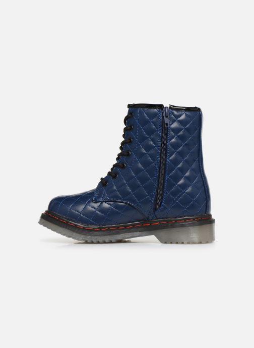Bottines et boots Colors of California Vendela Bleu vue face