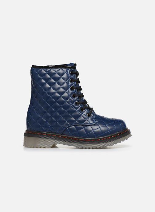 Boots en enkellaarsjes Colors of California Vendela Blauw achterkant