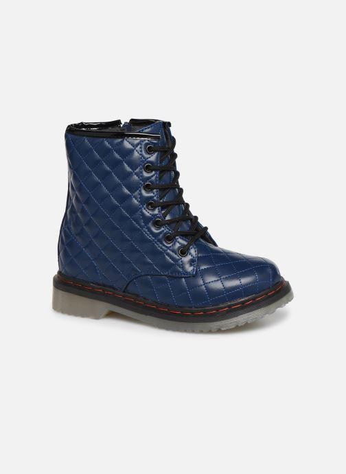 Boots en enkellaarsjes Colors of California Vendela Blauw detail