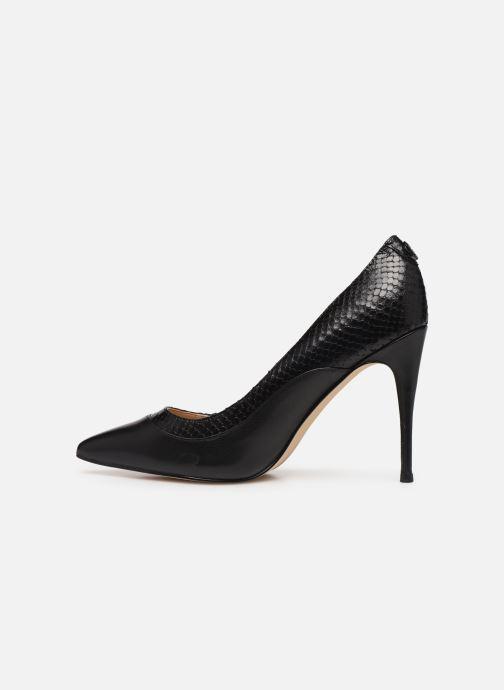 Zapatos de tacón Guess OMARA Negro vista de frente