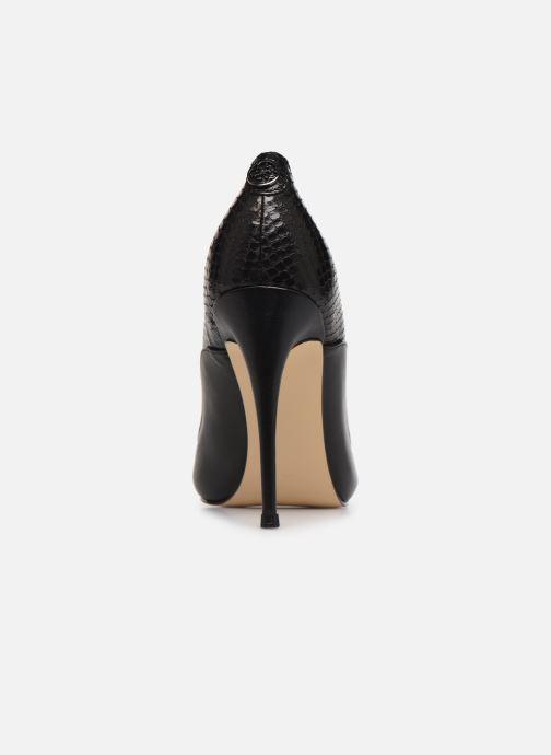 Zapatos de tacón Guess OMARA Negro vista lateral derecha