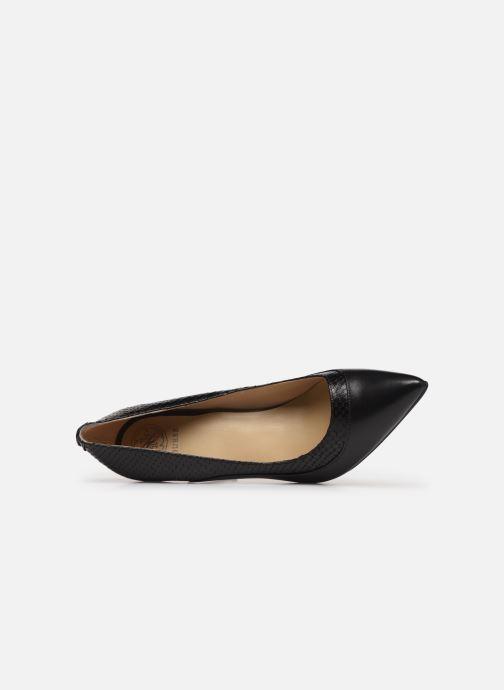 Zapatos de tacón Guess OMARA Negro vista lateral izquierda