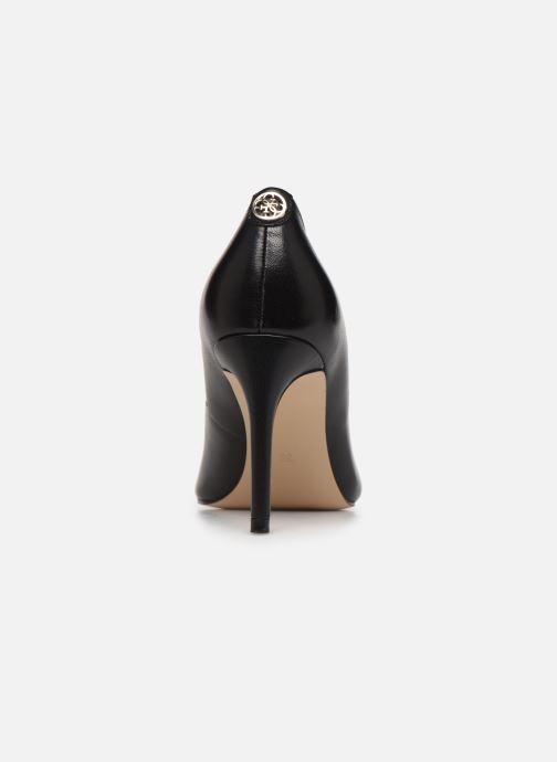 Zapatos de tacón Guess BENNIE15 Negro vista lateral derecha