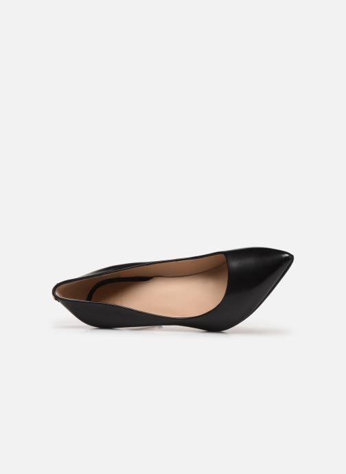 Zapatos de tacón Guess BENNIE15 Negro vista lateral izquierda