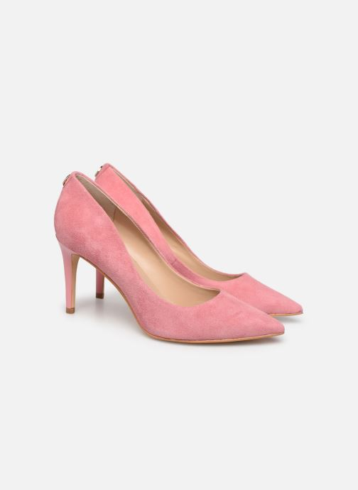 Zapatos de tacón Guess BENNIE16 Rosa vista 3/4