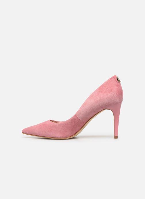 Zapatos de tacón Guess BENNIE16 Rosa vista de frente