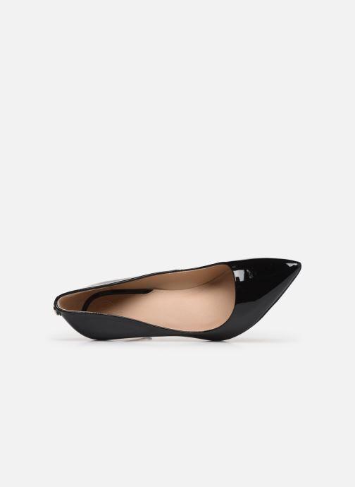 Zapatos de tacón Guess BENNIE17 Negro vista lateral izquierda