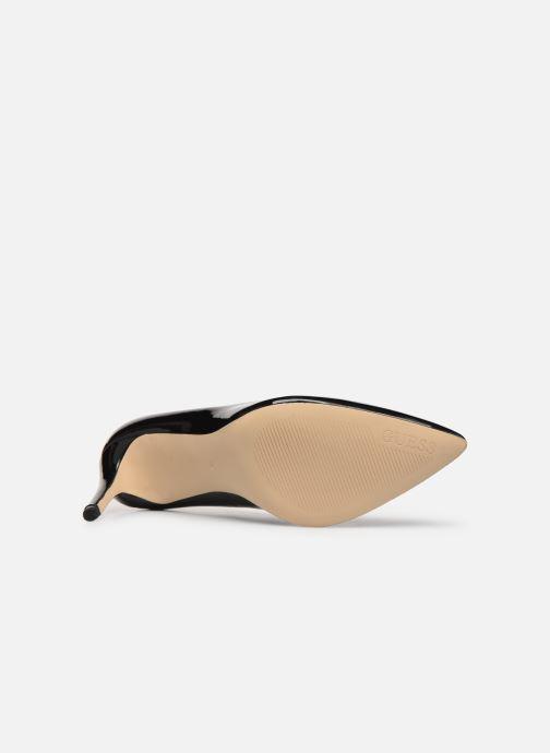Zapatos de tacón Guess BENNIE17 Negro vista de arriba