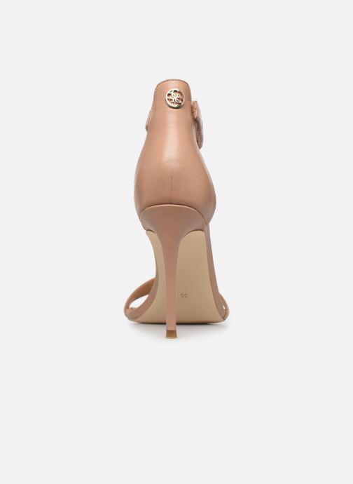 Sandali e scarpe aperte Guess KAHLUA Beige immagine destra