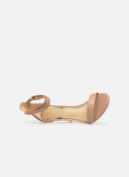 Sandali e scarpe aperte Guess KAHLUA Beige immagine sinistra