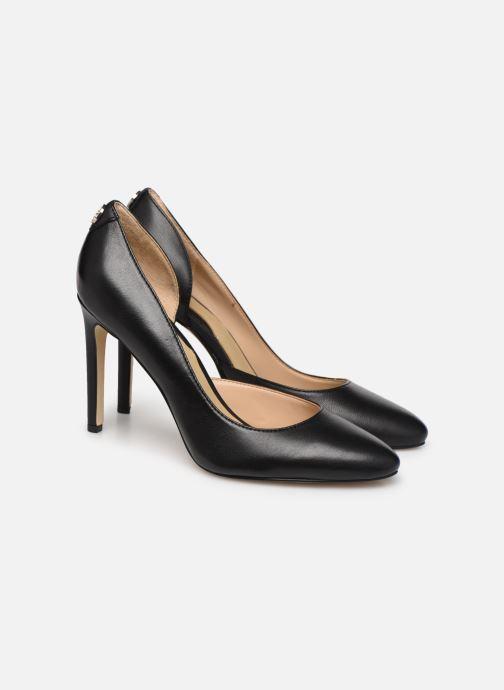 Zapatos de tacón Guess TEDSON3 Negro vista 3/4