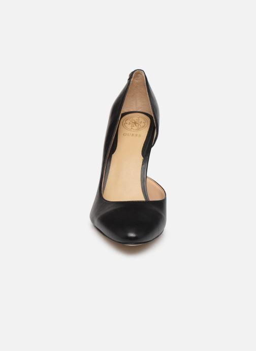 Zapatos de tacón Guess TEDSON3 Negro vista del modelo