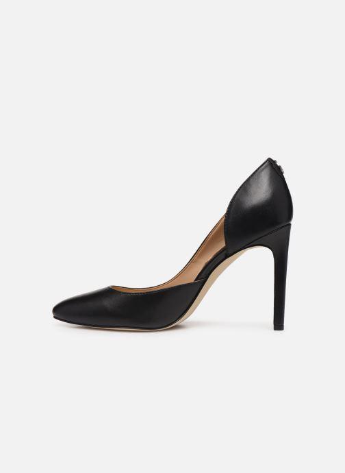 Zapatos de tacón Guess TEDSON3 Negro vista de frente