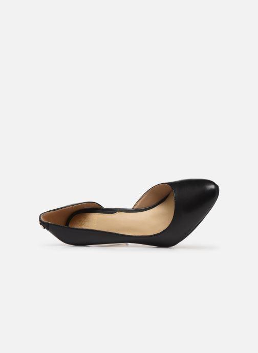 Zapatos de tacón Guess TEDSON3 Negro vista lateral izquierda