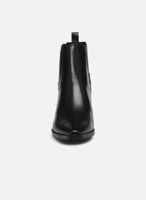 Bottines et boots Guess NEA Noir vue portées chaussures