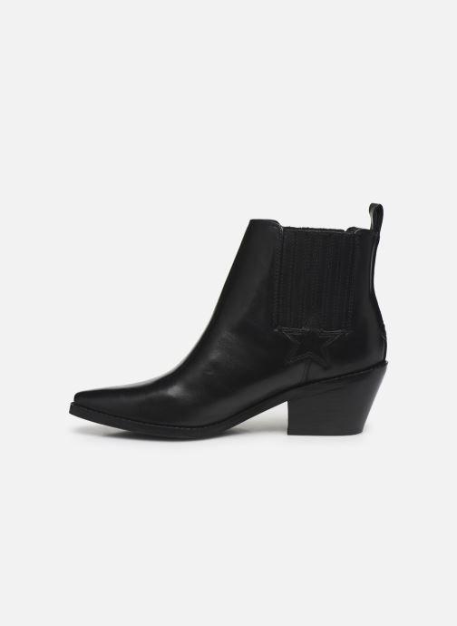 Bottines et boots Guess NEA Noir vue face