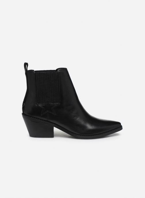 Bottines et boots Guess NEA Noir vue derrière