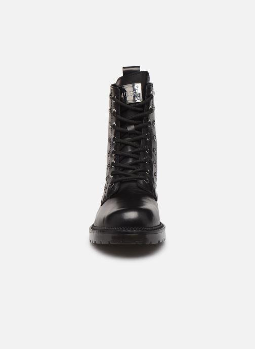 Bottines et boots Guess TAVORA Noir vue portées chaussures