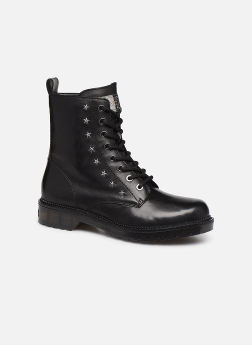 Boots en enkellaarsjes Guess TAVORA Zwart detail