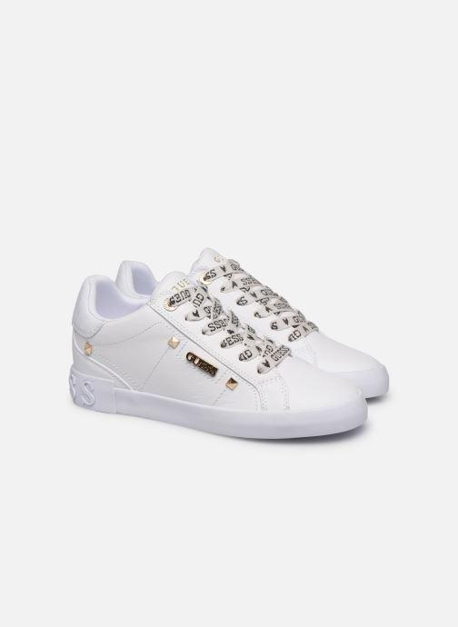 Sneaker Guess PUXLY weiß 3 von 4 ansichten