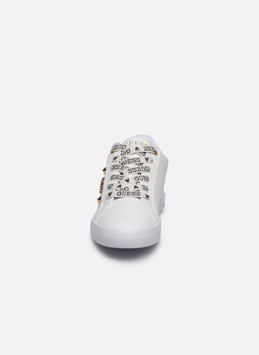 Trainers Guess PUXLY White model view