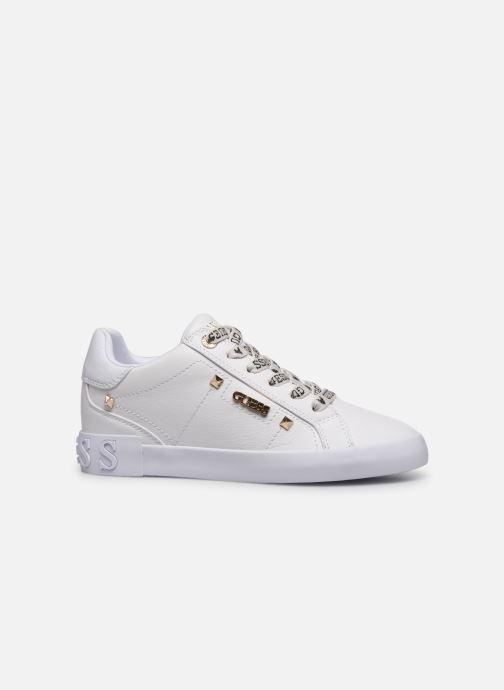 Sneaker Guess PUXLY weiß ansicht von hinten