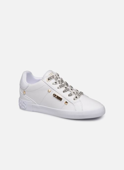 Trainers Guess PUXLY White detailed view/ Pair view